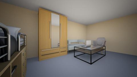 room design - Bedroom - by drewms675