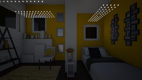 Small Bedroom 18 - by XiraFizade