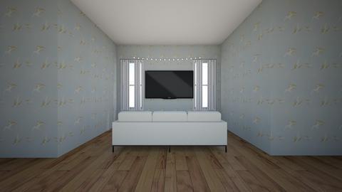 tv play room - by abigail_j_feinberg