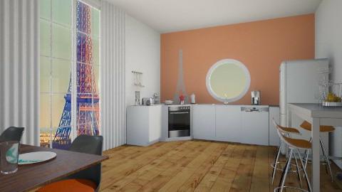paris kitchen - Vintage - Kitchen - by franciss