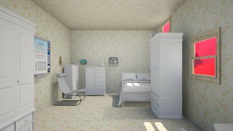 vintage - Rustic - Bedroom - by kincso12