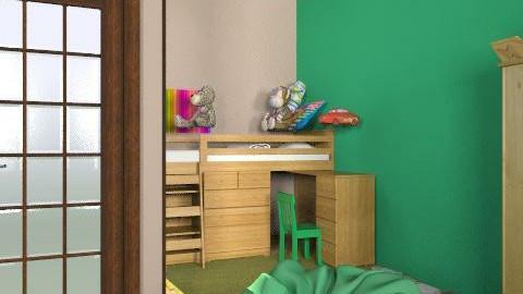 my boy - Classic - Kids room - by jasperhale