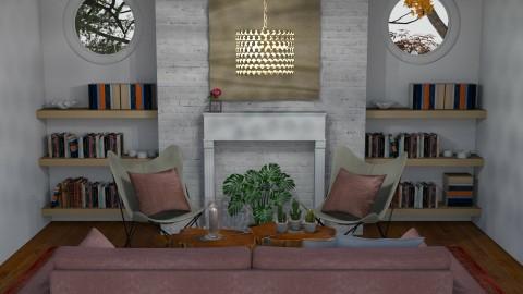 Living room - Feminine - Living room - by Tennessee