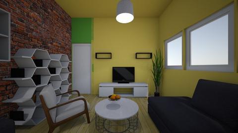 zbg_dnevna 4 - Living room - by Vladan Milinovic