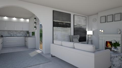 Esme - Living room - by creato