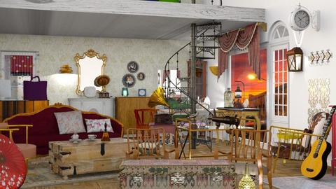 vintage shop - by antonia_b