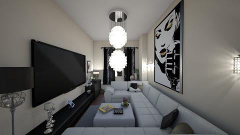 livingroom2 - Modern - Living room - by emi lengyel