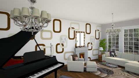 wow - Living room - by JeSou