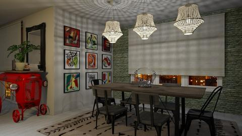 Dining  - Dining room - by Lizzy0715