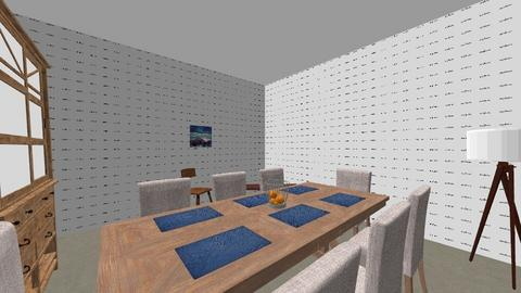 dining room  - Dining room - by Harleigh Jester