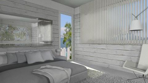 Bedroom004 - Modern - by Ivana J