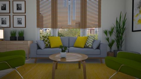 Plants - Living room - by Tuitsi