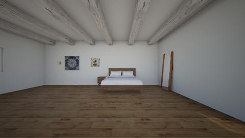 day 4 - Bedroom - by lesllliiiee