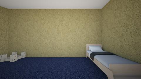My Room - Retro - Kids room - by Karsten Barten