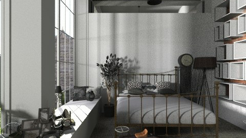 STell - Bedroom - by StienAerts