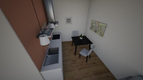 mirjana house - Dining room - by andrijana rejman