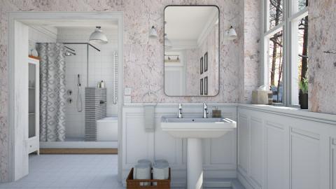Virtual Bath - Bathroom - by evahassing