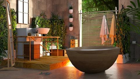 JBath1 - Bathroom - by ZuzanaDesign