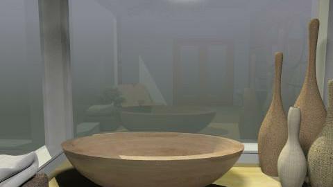 LuxuryBathroom - Glamour - Bathroom - by camilla_saurus