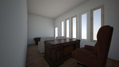 Brad office - Office - by bran1997
