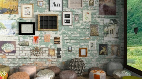 Holbrook Detail 2 - Eclectic - Living room - by camilla_saurus