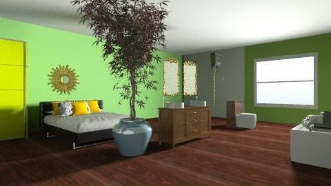 Modern green - Modern - by Brigita_031
