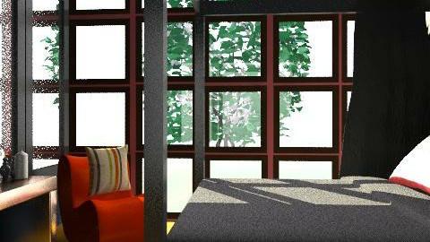 bedroom - Minimal - Bedroom - by yoban