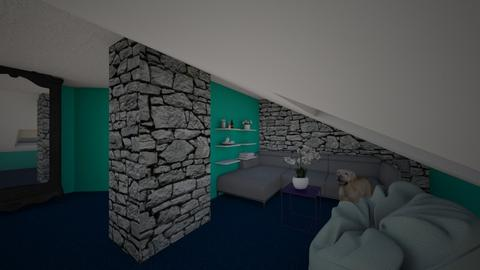 Svenja Wohnimmer 1 - by Toppel56