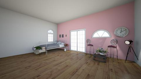 V I N T A G E - Vintage - Bedroom - by Xx_xX