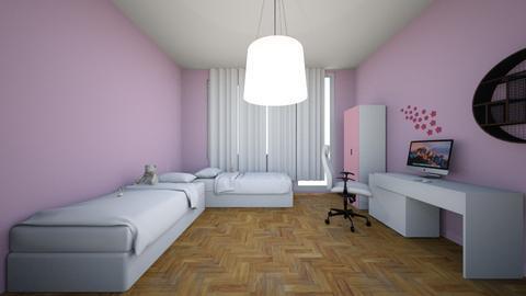 nadq - Bedroom - by nadilina