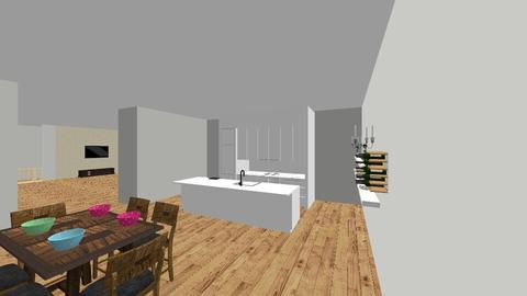my house - Modern - by kkkeeekkk
