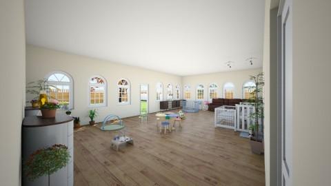 Deak Ferenc 42 - Living room - by Tina616