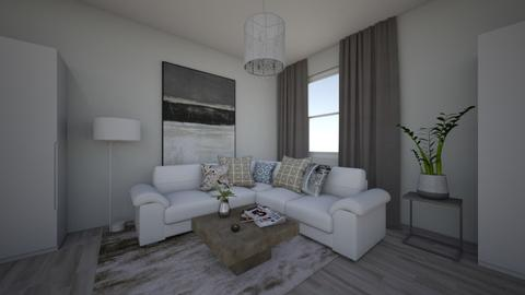 salon - Living room - by paulinepaulinepauline