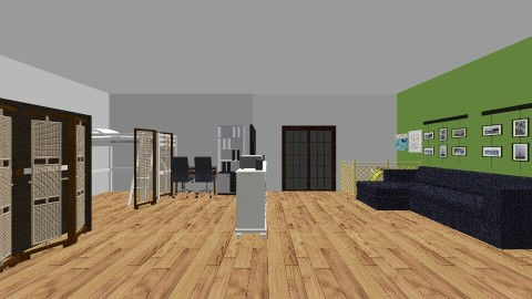 702 flat with divider - Minimal - Kids room - by tyhlodc