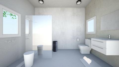 Bathroom 2 - Bathroom - by MahdiyyaW