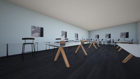 VM2 textiles woodworking  - Office - by vmuntean