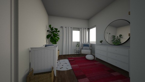 NURSERY V1 - Minimal - Kids room - by kaitlinshay