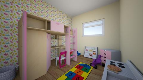 Marina - Kids room - by eQuist