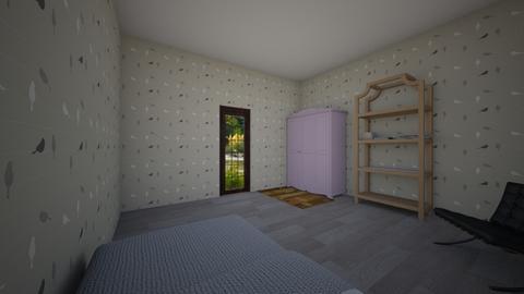 bedroom - Bedroom - by Deyana Cvetkova