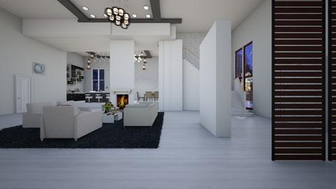 mess - Modern - Living room - by Chelsea Avelino