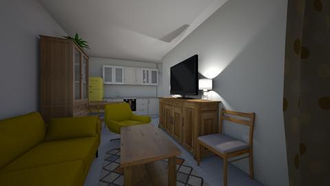 memme elutuba - Dining room - by railin