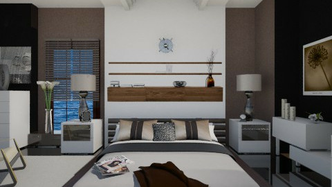 PRU2 - Modern - Bedroom - by milyca8