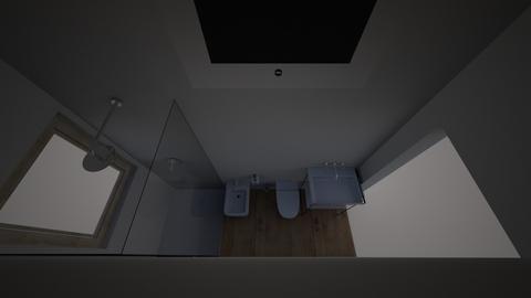 Fede y Viqui - Bathroom - by belulomb