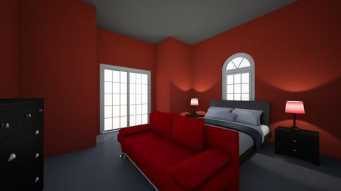 The G room - Modern - Bedroom - by isaac fee