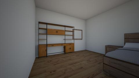 boooob - Bedroom - by christopher lind_525