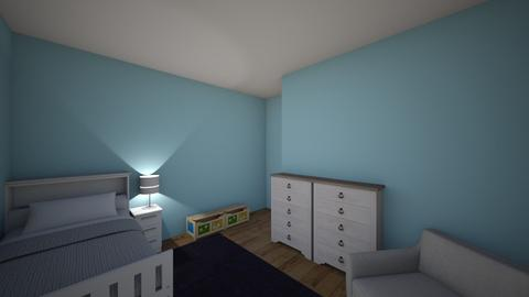 Reuben4 - Kids room - by Andy_Benno