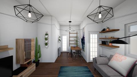 99 Knowland 2 - Living room - by rachelbbridge