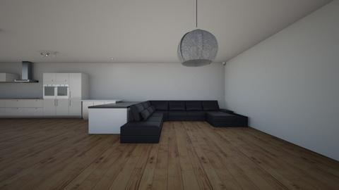 casa - Living room - by nathanaelganador04
