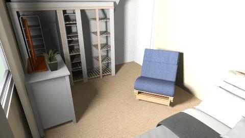 Superior Cottage - Bedroom - by lbarriosch