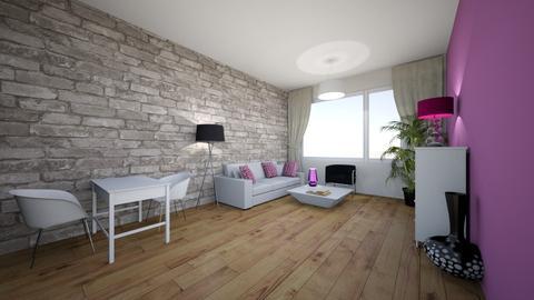 Francouzska - Living room - by plandesign